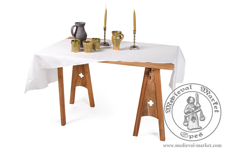 Furniture   Medieval Market, Table Type2