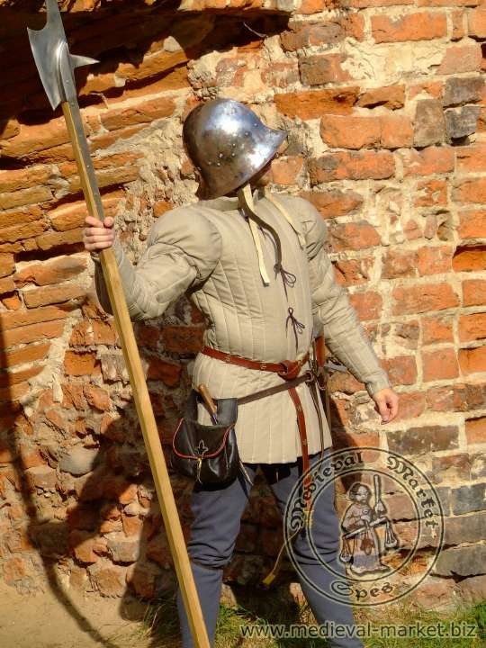 An Archer Gambeson Medieval Market Spes