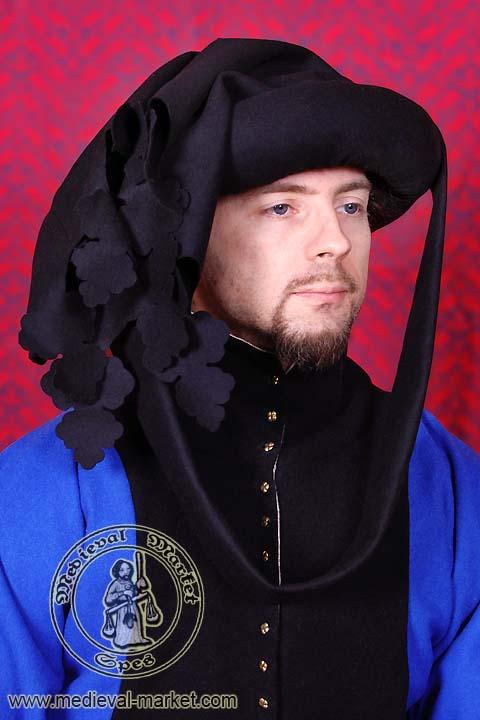 costumes inspiration XV ollivier et maeva Chaperon_1