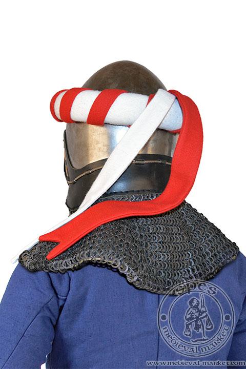 torse for helmet orle medieval market spes