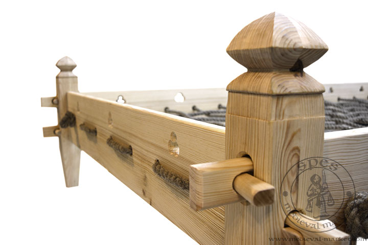 Rope Bed Medieval Market Spes