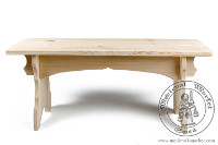 Furniture and Accessories - Medieval Market, bench