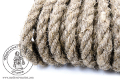 A hemp rope phi 12 - Medieval Market, a hamp rope 12mm