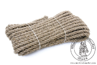 camp equipment - Medieval Market, a hamp rope 16mm