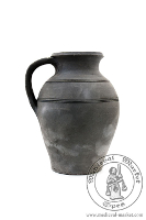 kitchen accessories - Medieval Market, a pot sieradz 2 litres