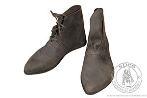 Medieval townsman shoes. Medieval Market, Medieval townsman shoes