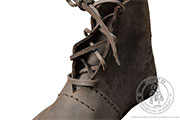 Medieval townsman shoes - Medieval Market, Medieval townsman shoes - tided - up