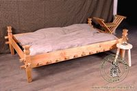 rent furniture and accessories - Medieval Market, Bed_type_1_new