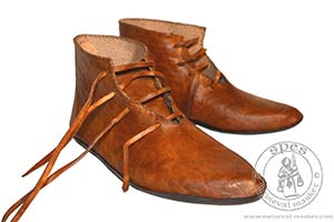 Buty - Medieval Market, Hand sewn men\'s shoes 2
