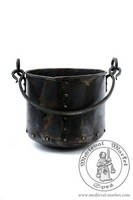 kitchen accessories - Medieval Market, Cauldron