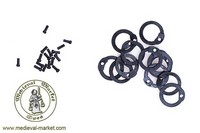 Do-It-yourself - Medieval Market, Chainmail rings