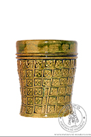 kitchen accessories - Medieval Market, Cup Mazowsze 0,3l