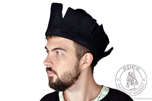 New Products - Medieval Market, Medieval felt hat \