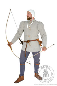 Arming garments - Medieval Market, Medieval bowman