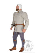 English archer gambeson - Medieval Market, It also has distinctive puffs on shoulders filled with fleece