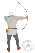 English archer gambeson - Medieval Market, Back of archer aketon