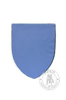 Treningowe - Medieval Market, foam big heater shield blue