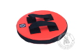 Foam buckler - Medieval Market, foam buckler red