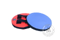 Foam buckler - Medieval Market, foam buckler red blue