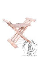 rent furniture and accessories - Medieval Market, folding chair