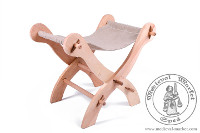 In stock - Medieval Market, folding chair