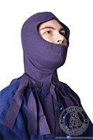 In stock - Medieval Market, A fringed hood type 3