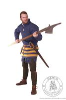 arming garments - Medieval Market, gambeson type 11 italian