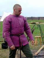 Arming garments - Medieval Market, Gambeson type 4