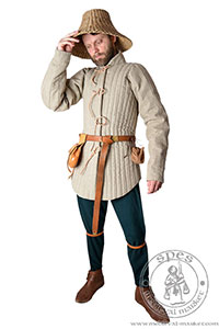 Arming_Garments,Gambesons - Medieval Market, gambeson type 12