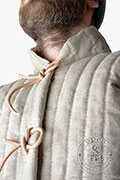 Late medieval gambeson (type 12) - Medieval Market, Gambeson type 12