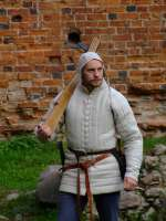 Arming garments - Medieval Market, Gambeson type 2