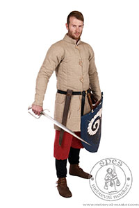 Arming_Garments,Gambesons - Medieval Market, Gambeson type 6