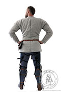 King Arthur's knight gambeson - Medieval Market, Back of knight gambeson