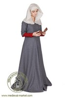 Lady's surcoat type 4. Medieval Market, Surcot damski typ 4