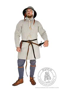 Arming garments - Medieval Market, type of gambeson for historical reenactment
