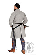 Long medieval pourpoint - stock - Medieval Market, Back of medieval gambeson