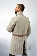 Nonstandard gambeson from Morgan Bible - stock - Medieval Market,