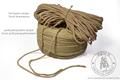 Soldier sheet-backpack (3x2 m) - cotton - Medieval Market, rope polypropylen hempen lina konopna polipropylen