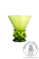 Akcesoria kuchenne - Medieval Market, small glass berkemayer green