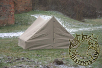 Tents rent - Medieval Market, small roman tent