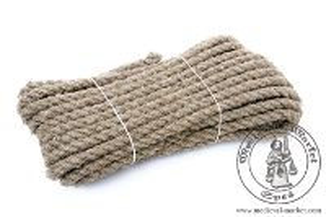Sprz��t obozowy - Medieval Market, a hamp rope 16mm
