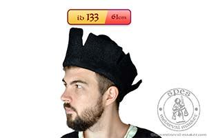 Magazyn - Medieval Market, felt hat Crown