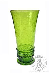 Akcesoria kuchenne - Medieval Market, large beer glass grossdurst green