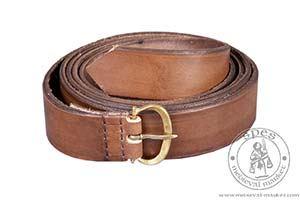 Paski - Medieval Market, leather belt