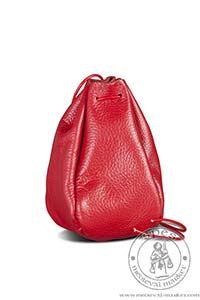 Akcesoria r����ne - Medieval Market, Small leather pouch