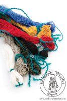Zr��b to sam - Medieval Market, silk thread