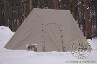 Magazyn - Medieval Market, Soldier tent - linen
