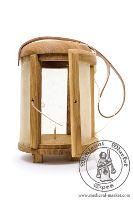 Akcesoria r����ne - Medieval Market, wooden lantern